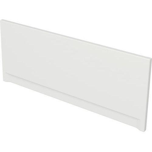 Cersanit octavia/lorena panel czołowy 170 x 58 cm, kolor biały s401-069