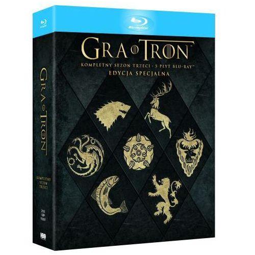 Gra o Tron, sezon 3 (Blu-ray) - Timothy Van Patten, Alan Tylor, Daniel Minahan (7321996328019)