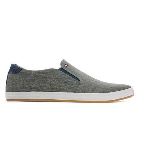 1233efa3 Buty Tommy Hilfiger Howell 2D2 FM0FM00409 Light Grey 007 , Tommy ...