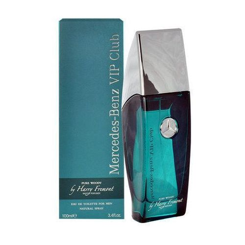 Mercedes-Benz Vip Club Pure Woody by Harry Fremont Men 50ml EdT
