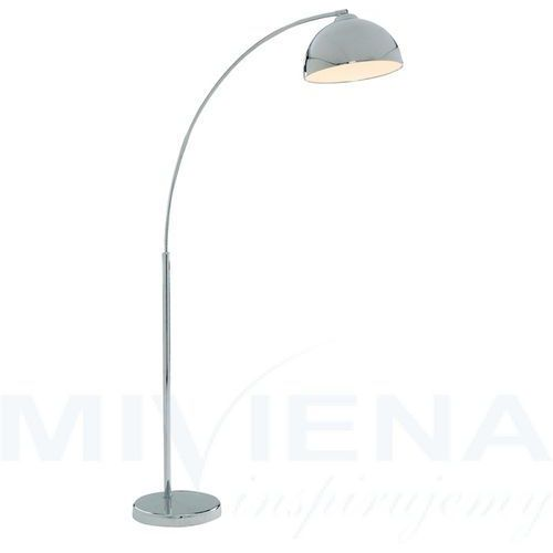 Giraffe lampa podłogowa 1 chrom marki Searchlight