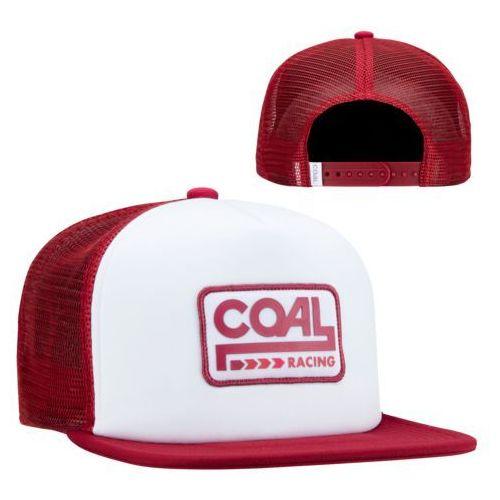 Coal Nowa czapka z daszkiem the dale cap red