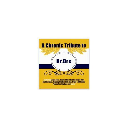 Cleopatra Tribute to dr dre / chronic (0741157166729)
