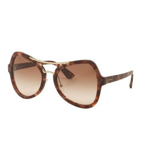 Prada Okulary słoneczne pr18ss soft pop evolution ue00a6