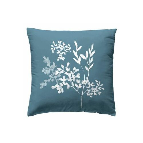 Poduszka Anya niebieska 45 x 45 cm Inspire