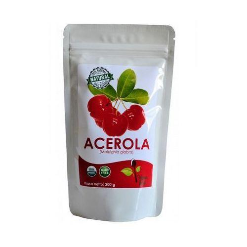 Kenay ag Acerola 25% sproszkowany ekstrakt z owoców aceroli 200g
