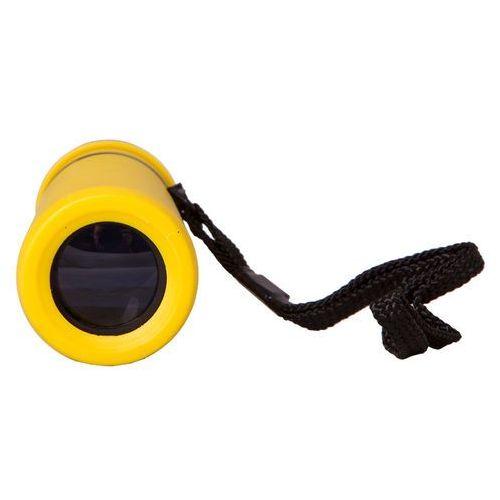 Bresser Monookular topas 10x25 żółty (0611901513638)