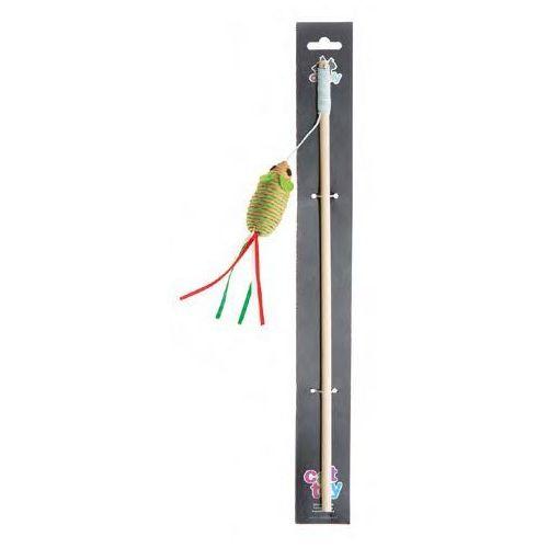 gaia wędka dla kotów mysz 40cm marki Comfy