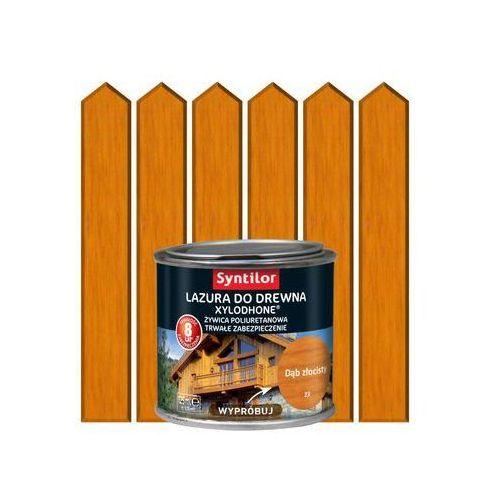 Syntilor Lazura do drewna xylodhone hp 0.125 l dąb złocisty