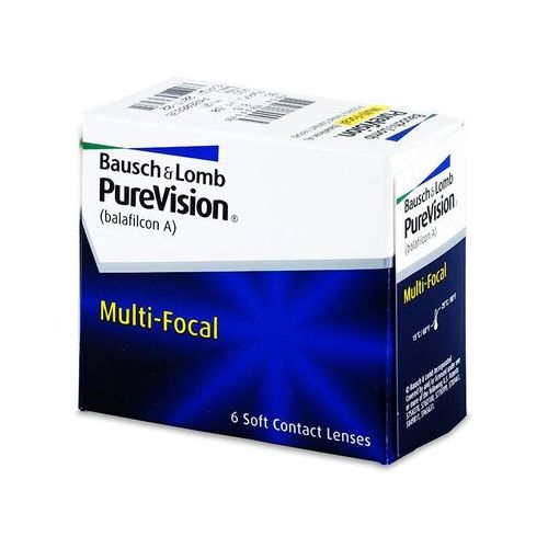 Bausch & lomb Purevision multifocal (6 soczewek)