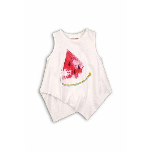 T-shirt dziewczęcy 4k34al marki Minoti
