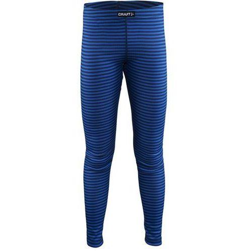 Spodnie mix and match pants junior 2017 niebieski czarny marki Craft