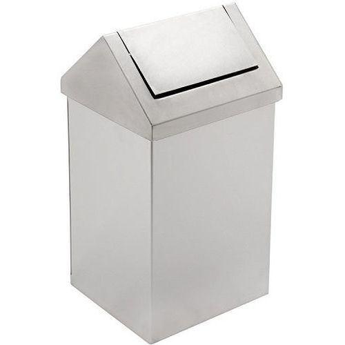 Kosz na śmieci z pokrywą | 54l | 295x295(h)760mm marki Xxlselect