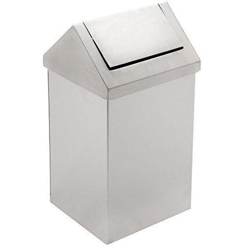 Kosz na śmieci z pokrywą | 54L | 295x295(H)760mm