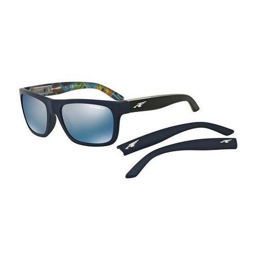 Okulary Słoneczne Arnette AN4176 Dropout Polarized 229722, kolor żółty