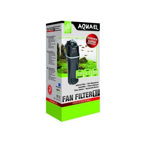 Aquael filtr fan 1 plus - maksymalna wydajność 340 l/h
