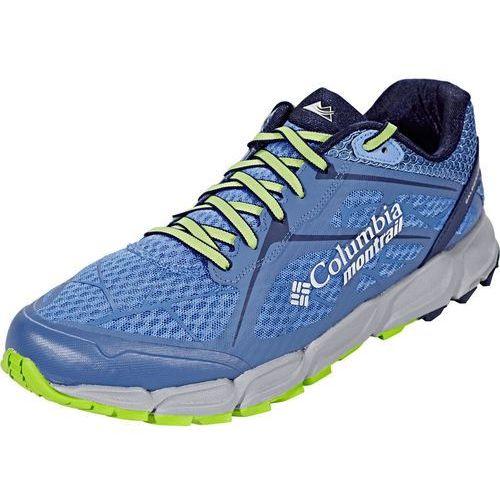 Columbia Caldorado II Buty do biegania Mężczyźni niebieski 42 2018 Buty trailowe, kolor niebieski