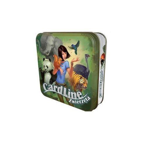 Rebel wydawnictwo Cardline zwierzęta gra karciana rodzinna nowość