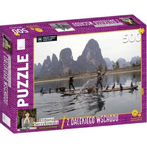 Puzzle. Z dalekiego wschodu - Chiny