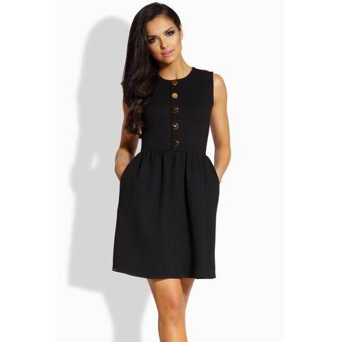Sukienka model l203 black marki Lemoniade