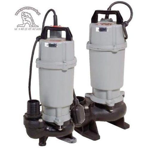 Afec Bv 315 - zatapialna pompa szlamowa dla budownictwa i do ścieków hmax 15m, wydajność do 550 l/min