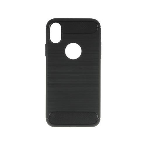 Czarny etui carbon iphone x marki Wg