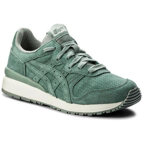 Sneakersy - onitsuka tiger tiger ally d701l chinois green/chinois green 8585 marki Asics