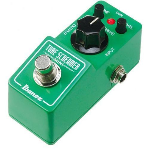 tsmini - tube screamer mini od producenta Ibanez