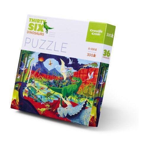Puzzle dinozaury 300 (0732396406813)