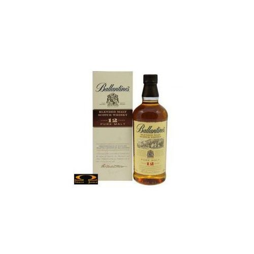 Whisky Ballantines 12YO Pure Malt 0,7l (3047100059917)