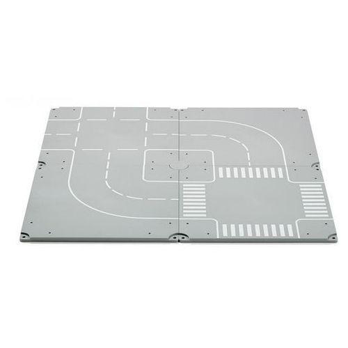 Siku - Ulice - zestaw planszy ze skrzyżowaniem drogowym - Siku, 1_517744
