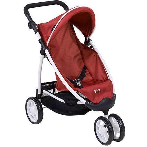Britax Wózek dla lalek B-AGILE czerwony
