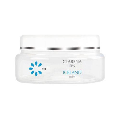 spa iceland balm balsam nawilżający do ciała (2530), marki Clarena