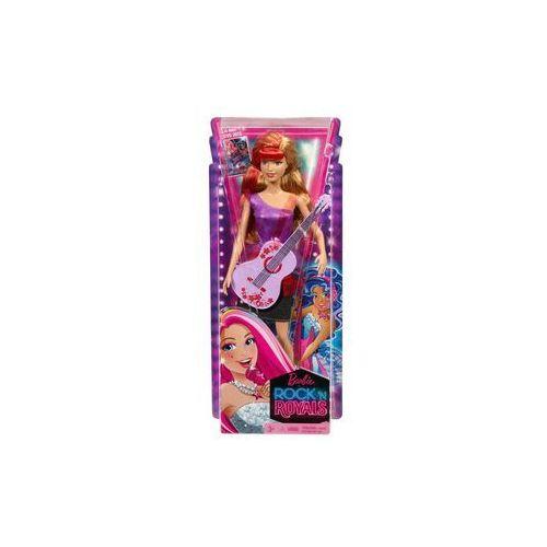 Lalka  rockowa przyjaciółka z gitarą marki Barbie