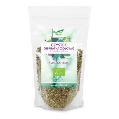 Czystek (herbatka ziołowa) bio 75 g -  marki Bio planet