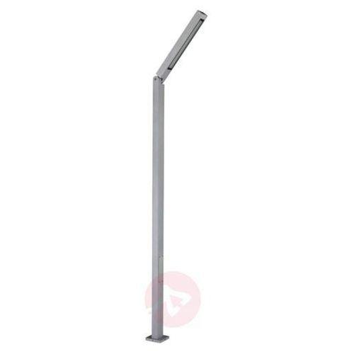 Wychylna latarnia LED Power Tiogo srebr (4007235908459)