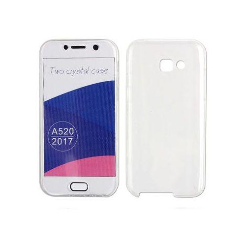 Samsung galaxy a5 (2017) - etui na telefon full body slim - przezroczysty marki Etuo full body slim