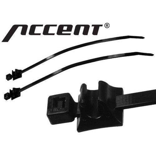 610-20-22_acc uchwyt  gripper ii do mocowania przewodu hydraulicznego lub pancerza - 2 szt. od producenta Accent