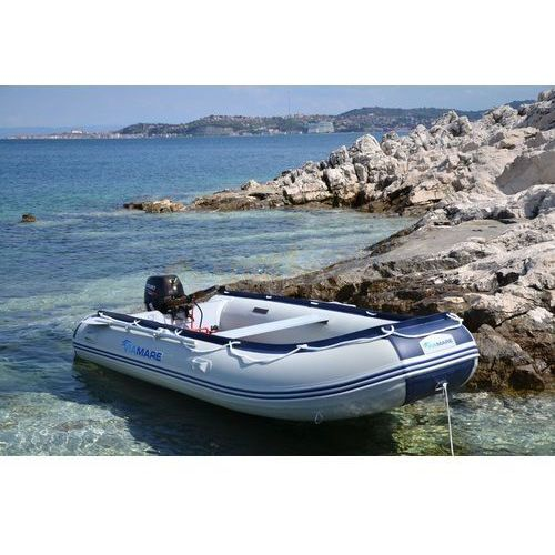 Ponton 6-osobowy air deck 380 marki Viamare