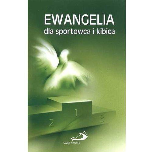 Ewangelia dla sportowca i kibica (opr. miękka)