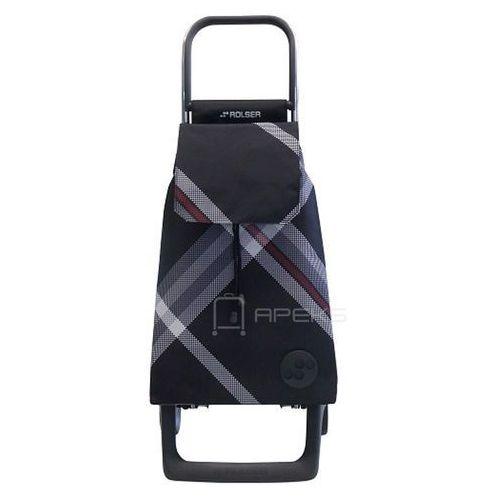 Rolser joy jet baby bora wózek na zakupy / bab010 negro - czarny (8420812938988)