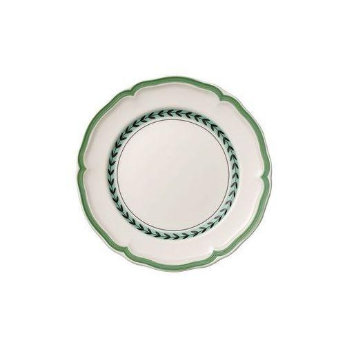 - french garden green line talerz sałatkowy marki Villeroy & boch