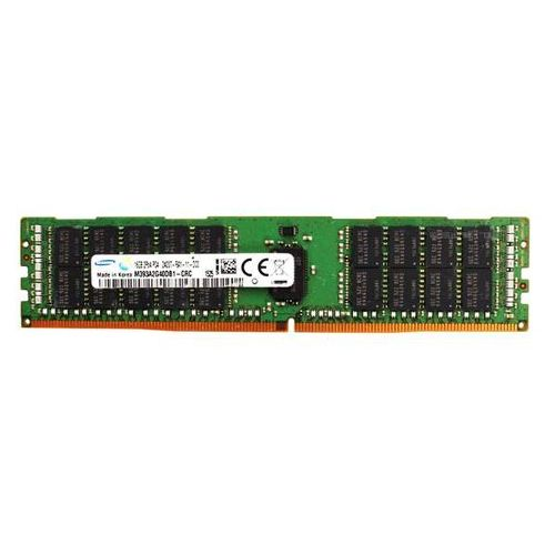 Pamięć RAM 1x 16GB SAMSUNG ECC REGISTERED DDR4 2Rx4 2400MHz PC4-19200 RDIMM | M393A2G40DB1-CRC
