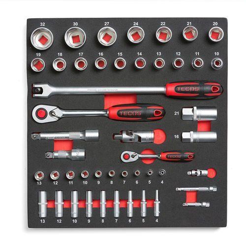 Aj produkty Zestaw narzędzi, 47 elementów