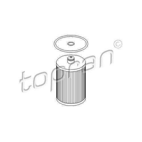 Filtr paliwa TOPRAN 111 167, 111 167