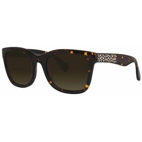 Vera wang Okulary słoneczne ghita tokyo tortoise