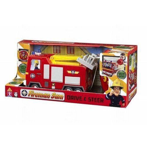 Strażak sam wóz pojazd zdalnie sterowany jupiter marki Character world