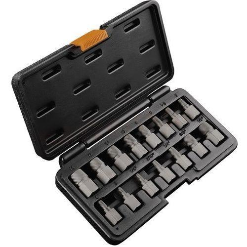Zestaw wkrętaków NEO Zestaw wkrętaków do zerwanych śrub NEO 09-607 (15 elementów) (5907558417241)