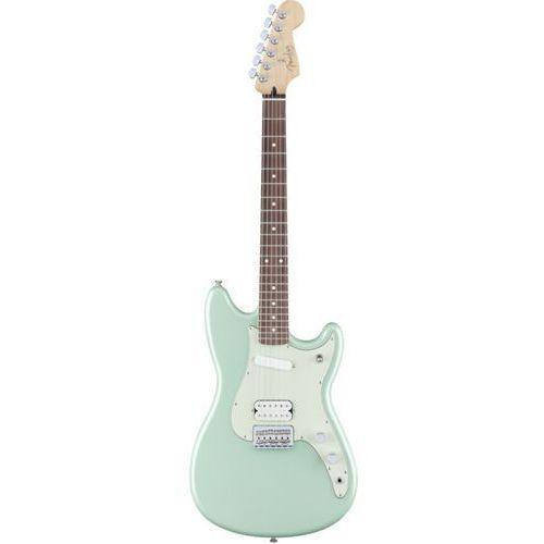 Fender duo sonic hs rw surf green gitara elektryczna
