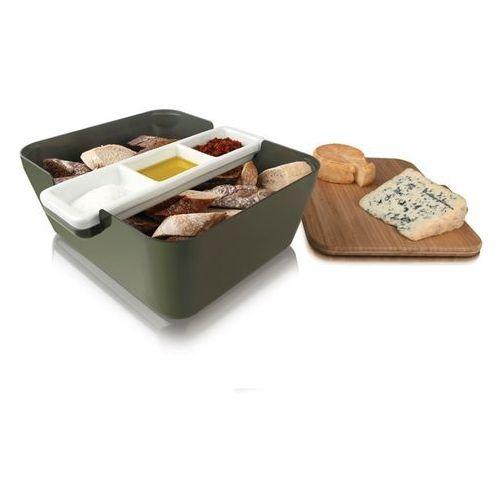 Pojemnik na pieczywo bread & dip marki Vacu vin